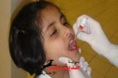 الإدارة الصحية بالقصير تؤكد قد انجزت من حمله التطعيم