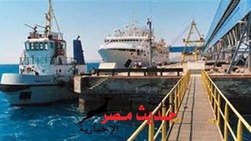 309 ركاب و147 شاحنه بميناء سفاجا