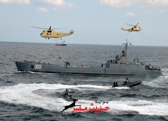 هجوم حادث لانش البحريه عناصر اجنبيه ضمن مهاجمى لانش