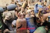 أزمة الأنابيب تجتاح أسيوط والسكرتيرالعام يجامل منقباد