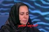 """زوجة الشهيد عامرعبدالمقصود : """"سامية شنن دي اللي ضربت جوزي بالجزمة، هحط الجزمة في بقها وهغرقها بمية النار""""."""