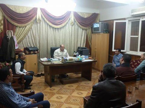 رئيس مدينة ابوتيج يفتح النار على اصحاب المصالح بالمستندات