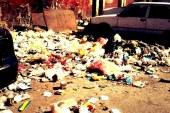 """بالصور …مأساة أهالي مدينة """"أسيوط"""" بسبب انتشار القمامة وطفح المجاري والمسئولون في غفلة"""