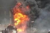 مأمور قسم أول أكتوبر، يكشف حقيقه انفجار قنبله ببرج شركه الكهرباء