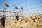 العثور على 12 قنبلة جديدة أسفل أبراج كهرباء بأكتوبر