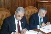النائب العام يوقع بروتوكول تعاون لمكافحة الإرهاب بين مصر وإيطاليا