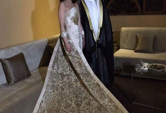 خاتم ألماس لكل مدعو بحفل زفاف كويتى