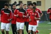 فجّرت قائمة النادى الأهلى المُسافرة للمغرب لخوض مباراة المغرب