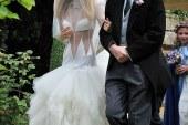 بالصور.. أسوأ فساتين الزفاف للمشاهير