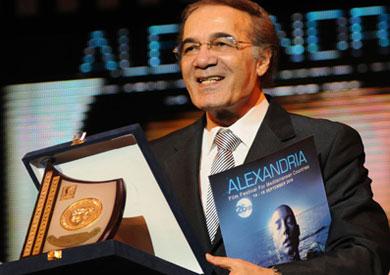 «الإسكندرية السينمائى» يهدى دورته للفنان محمود ياسين