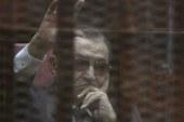 """مبارك: """"تيران وصنافير"""" مصريتان"""