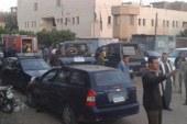 مساجين يشعلون النيران فى البطاطين داخل حجز مركز شرطة ههيا بالشرقية