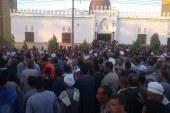 الآلاف يُشيِّعون جثمان شهيد سفارة النيجر بمسقط رأسه بسوهاج