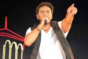 تامر حسنى يحصد لقب أفضل مطرب بجائزة الموسيقى العربية فى بيروت