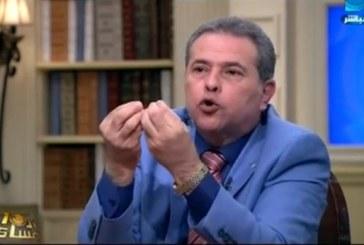 تقديم بلاغ ضد طاهر أبوزيد بتهمة تشويه صوره توفيق عكاشة وذلك لانه مستغلا سلطاته
