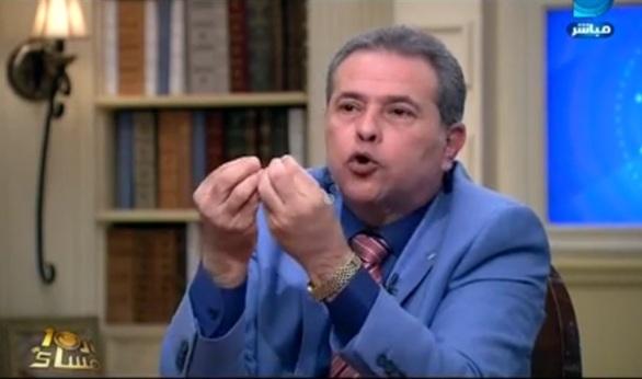 توفيق عكاشة: سأغلق «الفراعين» الثلاثاء المقبل.. والدولة تحاربني