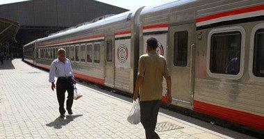 القبض على 25 صوماليا تسللوا للبلاد بطريقة غير شرعية داخل قطار أسوان القاهرة