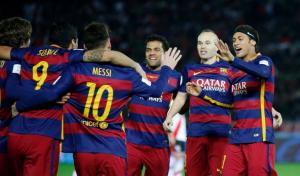 برشلونة يكتسح غرناطة برباعية ويواصل ملاحقة ريال مدريد