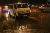 الأرصاد: يستمر سقوط الأمطار وانخفاض درجة الحرارة على كافة الأنحاء غدا