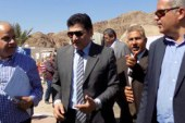 وزير الصحة: افتتاح  تطوير مستشفى طابا ورفع أجور الأطباء يجذبهم للعمل بها