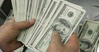 الدولار يسجل 18.13 جنيه فى تعاملات الخميس