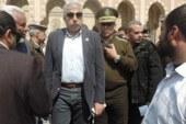 مدير أمن الغربية يتفقد خدمات تأمين المسجد الأحمدى ويكرم أمين شرطة
