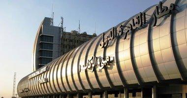 مطار القاهرة يرحل 19 أفريقيًا حاولوا التسلل