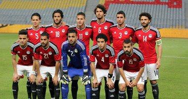 التشكيل المتوقع لمنتخب مصر اليوم