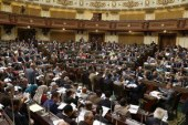 نائب يقترح العمل خمسة أيام أسبوعيا بمجلس النواب بدلاً من ثلاثة .