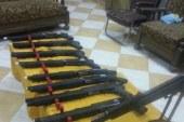 حبس حداد لإدارته ورشة لتصنيع الأسلحة النارية بالجيزة …