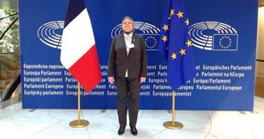 النائبة شيرين فراج: اتفقنا مع البرلمان الأوروبى على التعاون فى ملف المخلفات  .