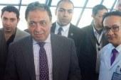 """وزير الصحة عن منظومة التأمين الصحى الشامل: """"محدش يقدر يوقفها"""""""