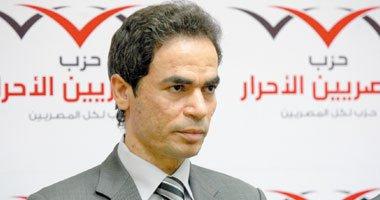 أحمد المسلمانى ينضم إلى حملة ترشيح مروان البرغوثى لجائزة نوبل.