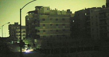 انقطاع التيار الكهربى ٦ ساعات عن مدينة منفلوط بأسيوط غدا