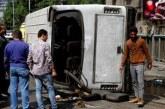 """""""الصحة"""": إصابة 27 مواطنًا في انقلاب أتوبيس بطريق السويس"""