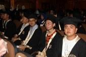 تخريج 48 طالبا صينيا من مركز تعليم اللغة العربيه بجامعة طنطا  .