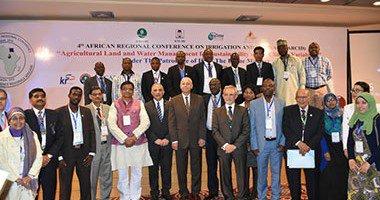 المؤتمر الإقليمى الأفريقى للرى والصرف يواصل فعالياته لليوم الثانى بأسوان  ..