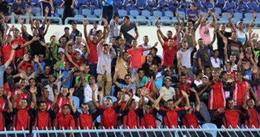 رسميًا.. الأمن يرفض طلب الأهلى بزيادة عدد مشجعيه فى المباريات الأفريقية