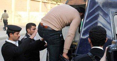 تنفيذ الأحكام تضبط هاربين من أحكام قضائية بالإسكندرية  .