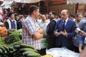 مدير أمن الإسكندرية يشرف على حملة تموينية بالأسواق ..