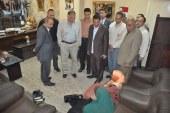 """""""اضراب معلمتان بإدارة دسوق التعلمية عن الطعام بكفر الشيخ"""""""