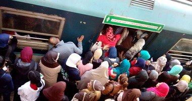 القبض على مسجل خطر وأخصائى تطبيق نظم لسرقتهما الركاب بمحطة مترو المرج  .