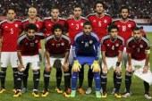 منتخب مصر يحتفظ بالمركز الـ19 فى تصنيف الفيفا