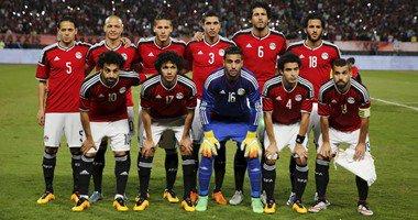 """مصر تحقق الفوز الأول بـ""""أمم أفريقيا"""" على أوغندا"""