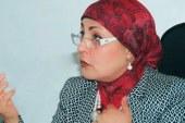 نائبة بكفر الشيخ: أثق فى القيادة السياسية أنها لن تفرط فى شبر من أرض مصر  .