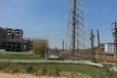 كلاكيت ثانى مرة (التكرار بيعلم الحمار) .. بناء أبراج ضخمة على الأرض الزراعية بحوض (أبو كلام ) بأسيوط والكل يتفرج