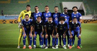 الحكم يطرد حسام عاشور بعد نهاية مباراة الأهلي والإنتاج