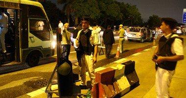 القبض على 10 سائقين يتعاطون مخدرات أثناء القيادة على الطرق السريعة  ..