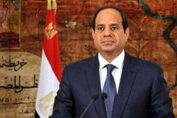 السيسي: المصريون يقفون صفًا واحدًا ضد الإرهاب