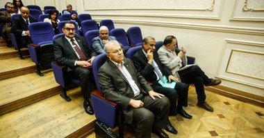 """لجنة حقوق الإنسان تطالب عبد العال بطرح """"العدالة الانتقالية"""" بعد العيد …"""
